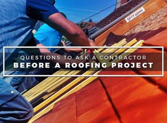 Questions to Ask a Contractor Before a Roofing Project