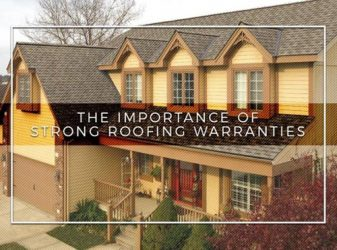 The Importance of Strong Roofing Warranties