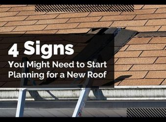 4 Signs You Might Need to Start Planning for a New Roof